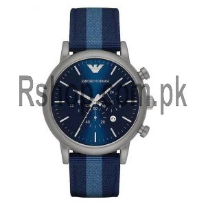 Emporio Armani Men's Titanium Watch AR1949  (Same as Original) Price in Pakistan
