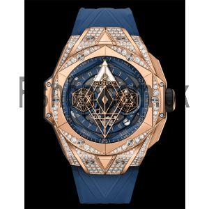Hublot Big Bang Unico Sang Bleu II Watch Price in Pakistan