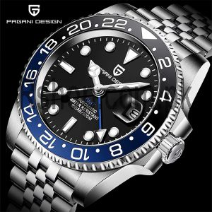 Pagani Design Men's GMT Automatic Watch Price in Pakistan