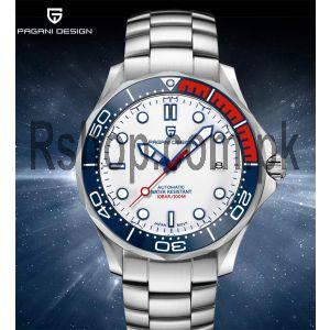 Pagani Design Pd-1667 Luxury Men Automatic Watch Price in Pakistan