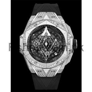 Hublot Big Bang Sang Bleu II Watch Price in Pakistan