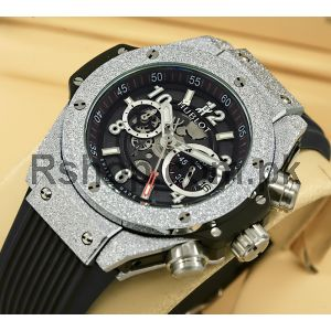 Hublot Big Bang Frosted Special Edition Watch Price in Pakistan